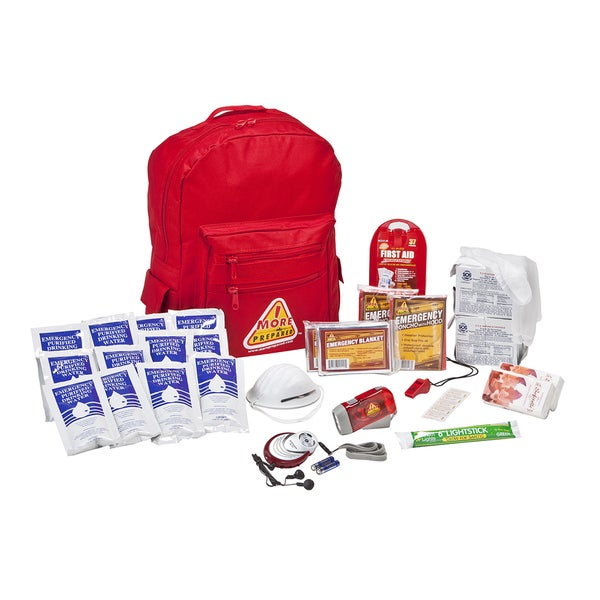 2-person Standard Backpack Survival Kit