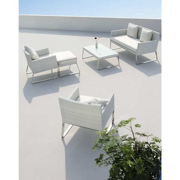 Renava Aegean 5-piece Patio Lounge Set