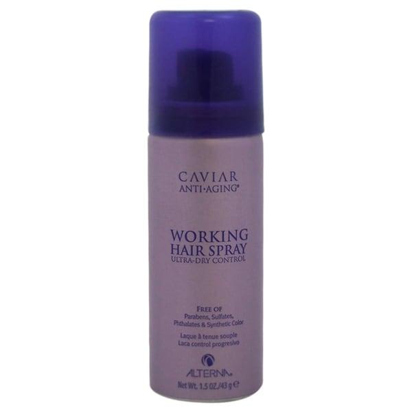 Alterna Caviar Anti-Aging Working 1.5-ounce Hair Spray