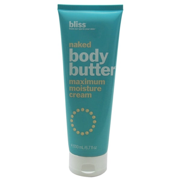 Bliss Naked Body Butter Maximum Moisture Cream