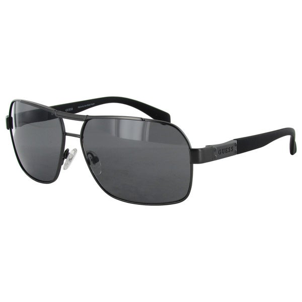 Guess Mens GU6751 Aviator Sunglasses