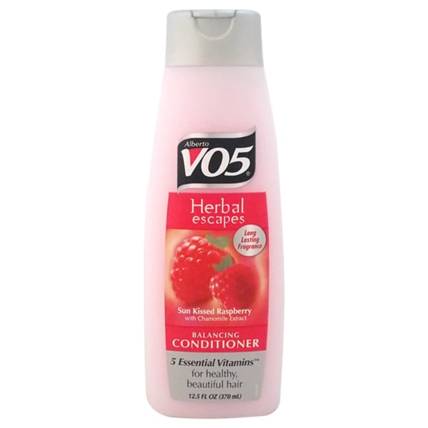 Alberto VO5 Herbal Escapes Sun Kissed Raspberry Balancing 12.5-ounce Conditioner