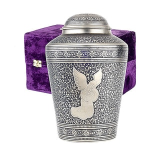 Angel Adult Urn with Case