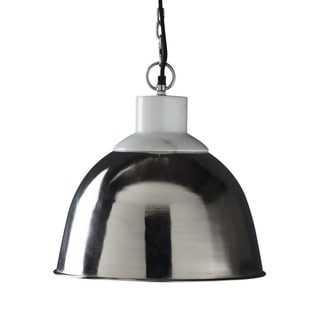 Blaine Nickel Pendant Light