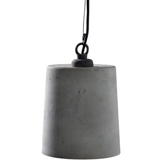 Cemendant Large Stone 1-light Hanging Pendant (India)