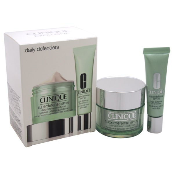 Clinique Daily Defenders Kit