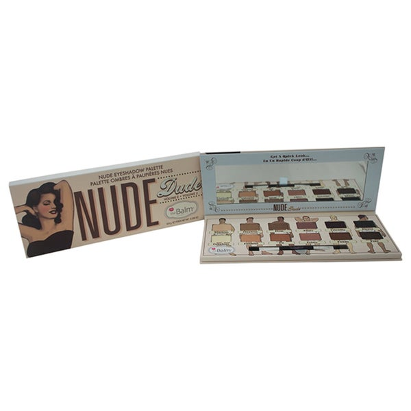 theBalm NUDE 'dude Eyeshadow Palette 15959383
