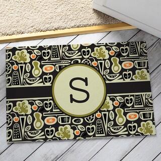 Robin Zingone Personalized Kitchen Mat
