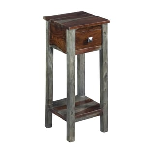 Christopher Knight Home One Drawer Pedestal Table