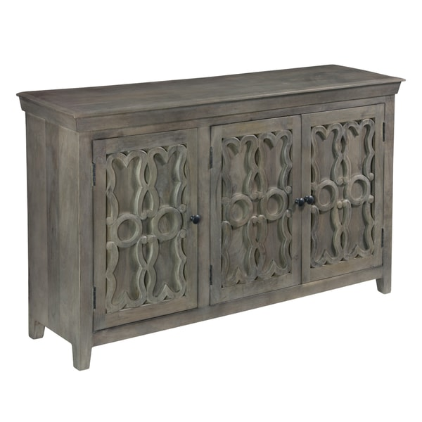Christopher Knight Home Mango Three Door Sideboard