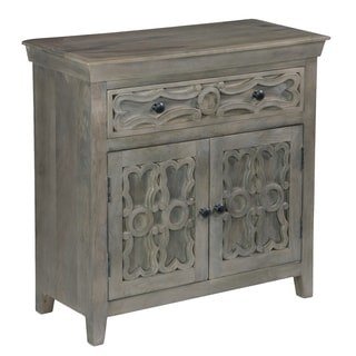 Christopher Knight Home Mango Two Door One Drawer Cabinet