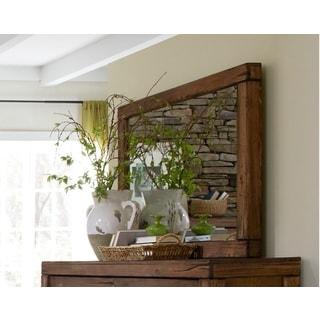 Maverick Pine Mirror