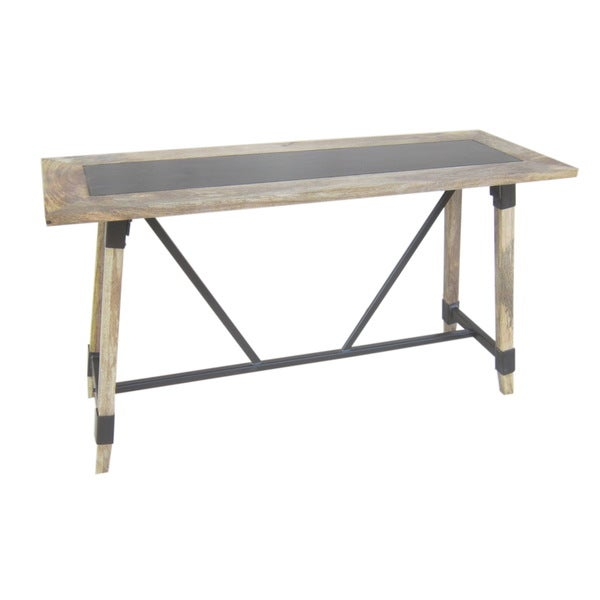 Christopher Knight Home Mango Wood Console Table