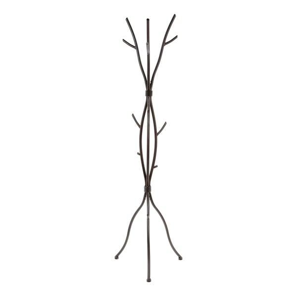 Contemporary Sassafras Tree Style Metal Coat Rack