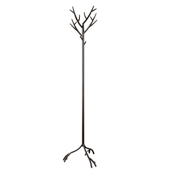 Pinecone Branch Style Metal Coat Rack