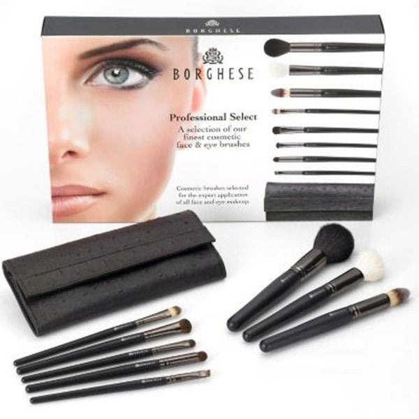 Borghese Professional Select 9-piece Brush Set