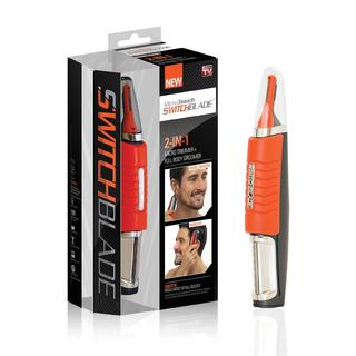 As Seen On TV Microtouch Switchblade Hair Trimmer