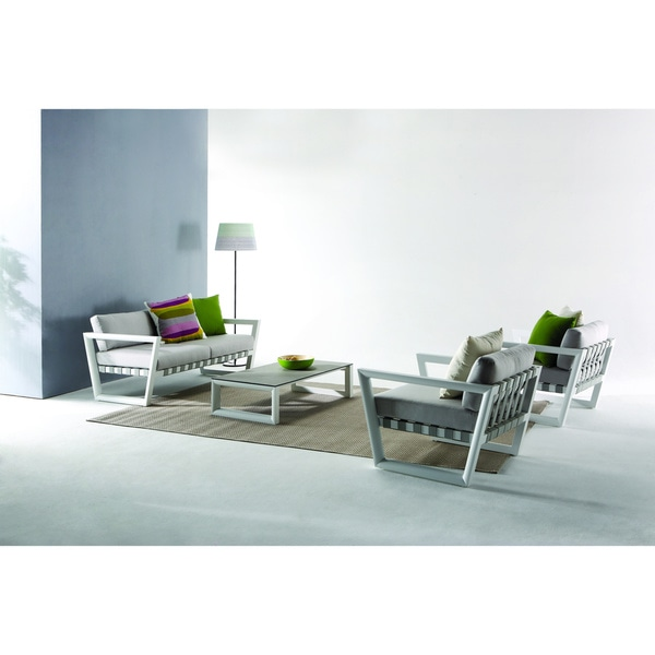 Renava Shape 4-piece Outdoor Sofa Set