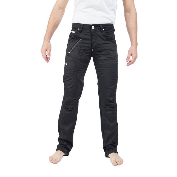 V.I.P Collection Mens stretch slim fit Jeans