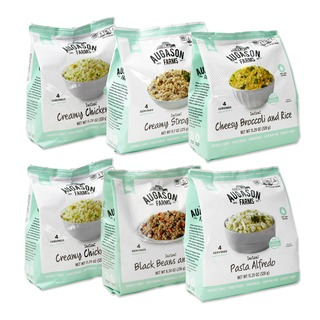 Augason Farms Pantry Pack Entree Variety Bundle Pack (Pack of 6)