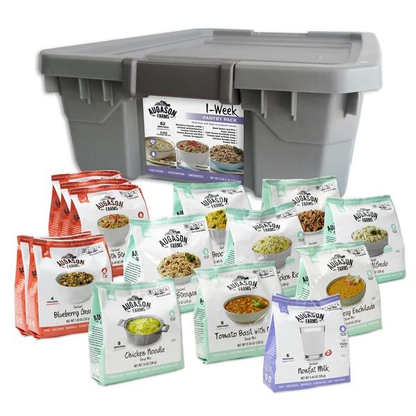 Augason Farms 7-day Pantry Pack Tote