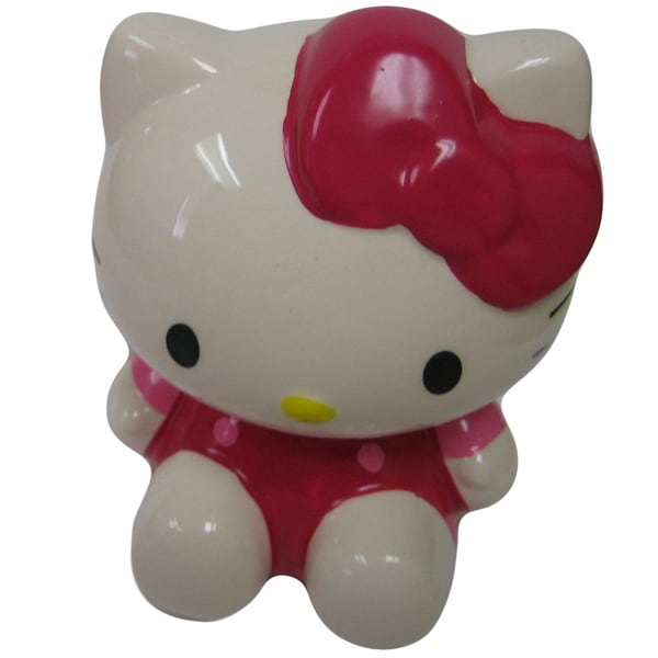 Hello Kitty Ceramic 3D Money Bank