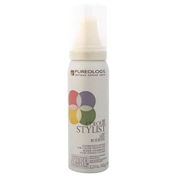 Pureology Colour Stylist Silk Bodifier 2.2-ounce Voluminizing Mousse