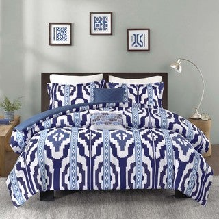 Intelligent Design Oasis 5-piece Comforter Set
