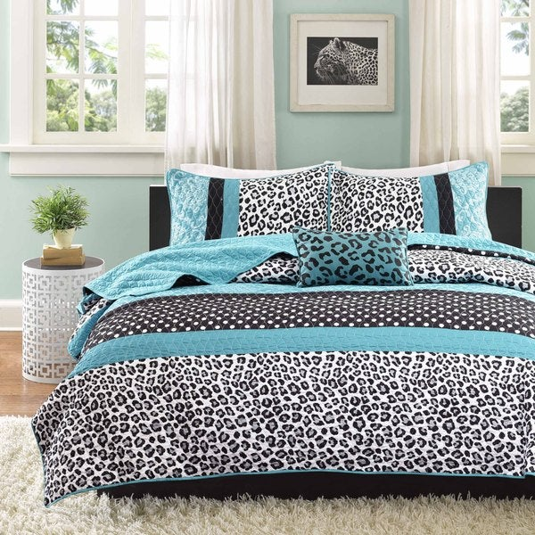 Mizone Camille 4-piece Coverlet Set