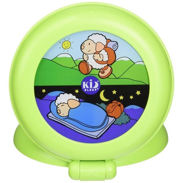 Kid'Sleep Green Globetrotter