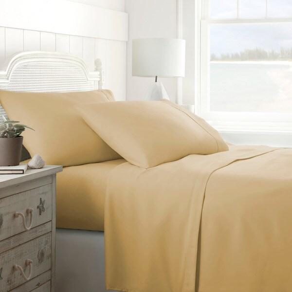 Merit Linens Ultra-soft 4-piece Bed Sheet Set 15964654