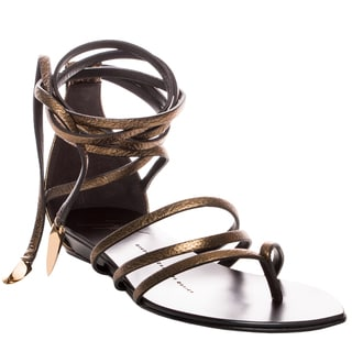 Giuseppe Zanotti Strappy Gladiator Sandals
