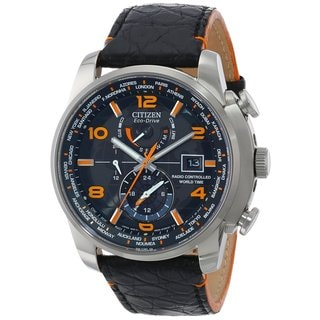 Citizen Men's AT9010-28F Atomic World Timekeeping Eco Drive Watch