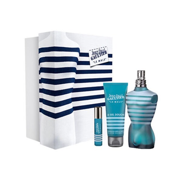 Jean Paul Gaultier Le Male 3-piece Gift Set