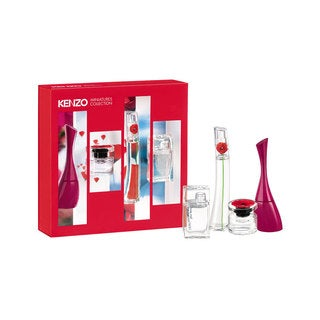 Kenzo Miniatures Collection 4-piece Set for Women