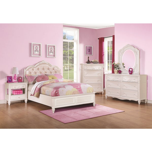 Cindy 3 Piece Bedroom Set