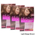 L'Oreal Paris Healthy Look Creme Gloss Color (Pack of 3)