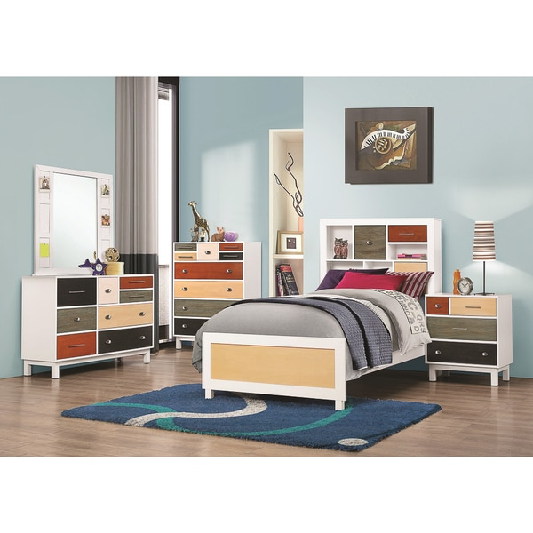 Jesse 4 Piece Bedroom Set