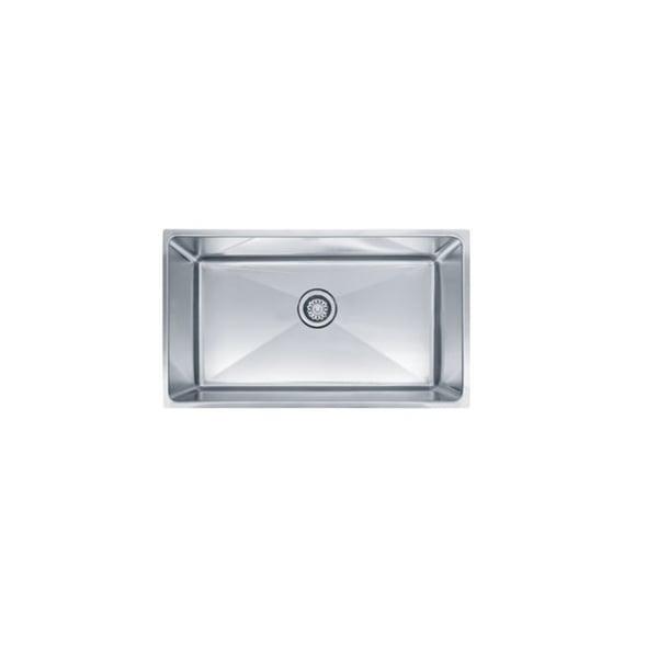 Franke Professional Series Single Bowl Undermount Sink