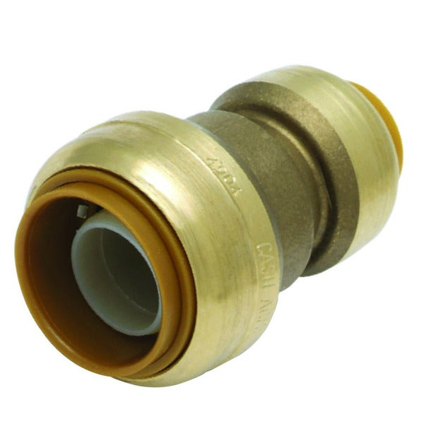 Sharkbite 1-inch x 0.75-inch Reducing Lead Free Reducing Coupling