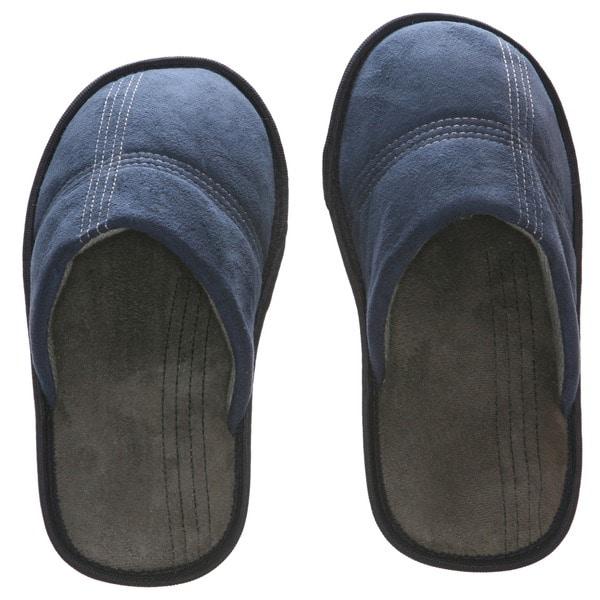 Men 39 S Memory Foam Slippers Best Indoor Or Outdoor House