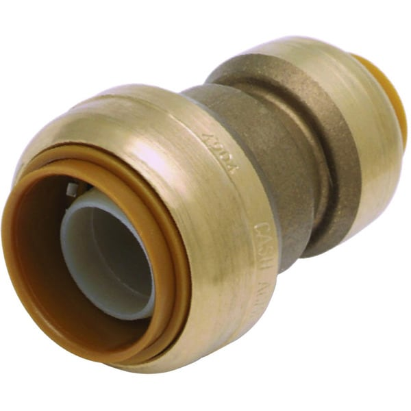 Sharkbite 0.75-inch x 0.5-inch Reducing Lead Free Reducing Coupling