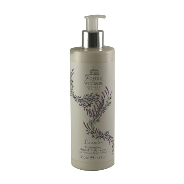 Woods of Windsor Women's Lavender 11.8-ounce Moisturising Hand and Body Lotion