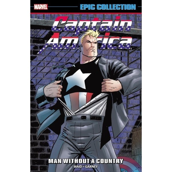 Epic Collection Captain America 22: Man Without a Country (Paperback) 15971741