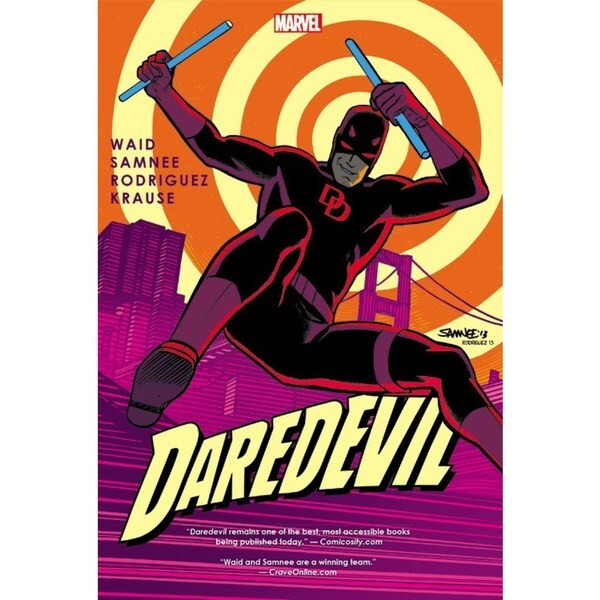 Daredevil 4 (Hardcover) 15971755