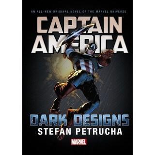 Captain America: Dark Designs (Hardcover)