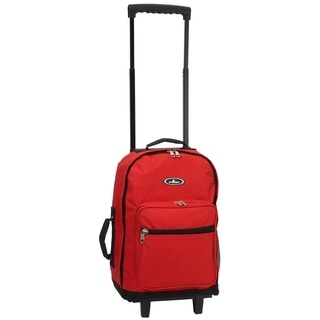 Everest 17-inch Wheeled Backpack