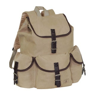 Everest Canvas Rucksack