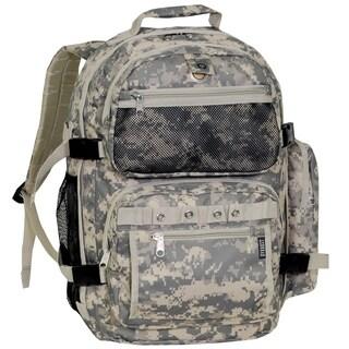 Everest Oversized 20-inch Lightweight Digital Camo Backpack