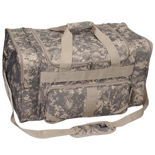 Everest 27-inch Digital Camo Duffel Bag